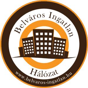 Belvaros Ingatlan Halozat Logo