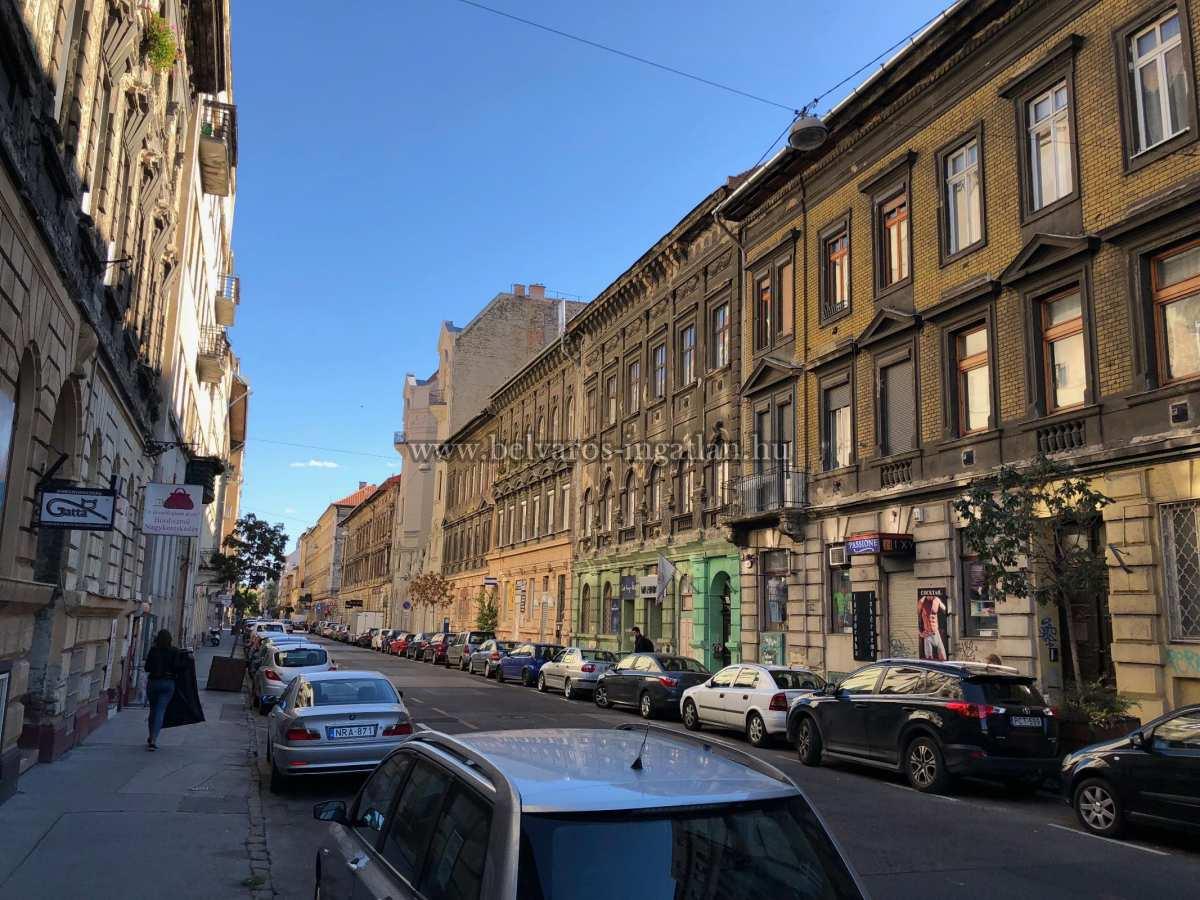 Budapest VI. kerület ingatlanok