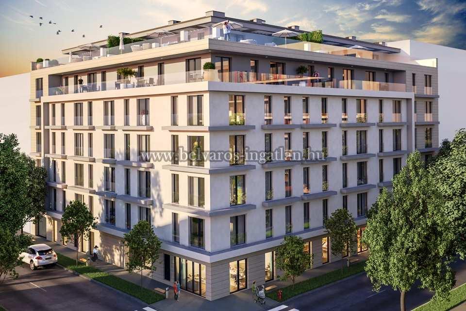 Budapest VIII. kerület ingatlanok